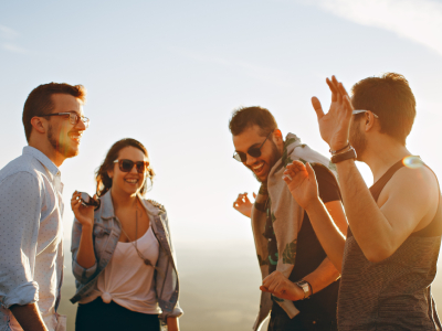 5 Ways to find your tribe and grow your support network